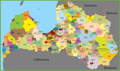 latvia on the world map latvia map map2