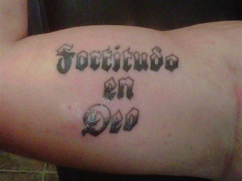 god s son tattoo my s it means quot strength in god quot if i had the