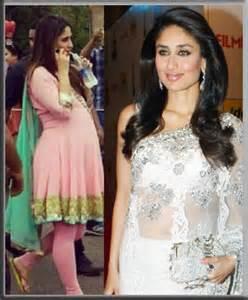 Kareena kapoor khan flaunts a baby bump the internet media