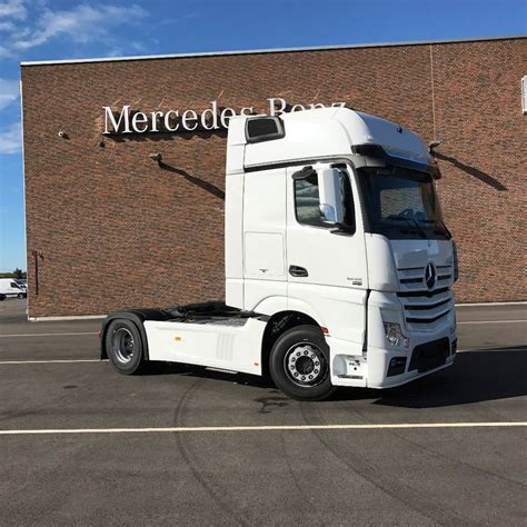 Topi Trucker 2018 K4 Ls used mercedes 1845 ls tractor units year 2018 for