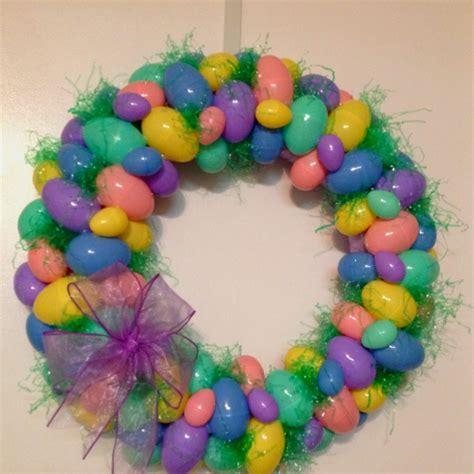 easter wreath ideas easter wreath craft ideas pinterest