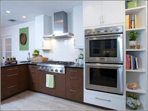 double oven cabinet home depot double wall oven cabinet photo home furniture ideas