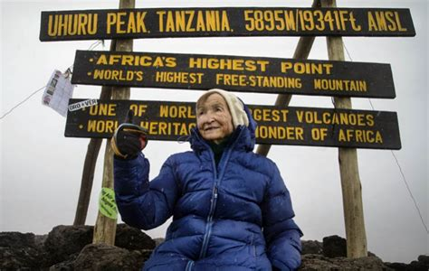 the promise of kilimanjaro books 86 year sets record of oldest person to climb