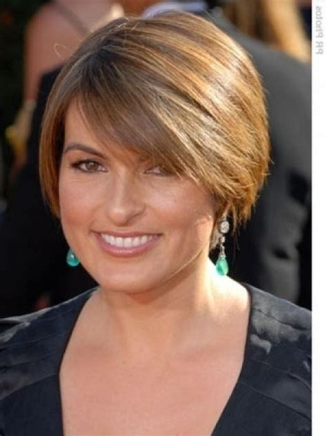 hairstyle for square fat face short haircuts for square faces and thick hair