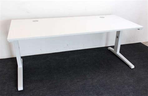schreibtischplatte wei steelcase activa schreibtisch wei 223 180 x 80 cm eur 269