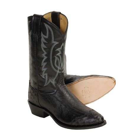 ostrich cowboy boots for tony lama 4 ostrich cowboy boots for 3212x