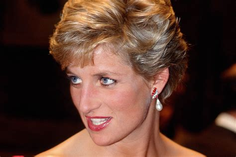 Princess Diana Hairstyles by The Reason Princess Diana Cut Hair