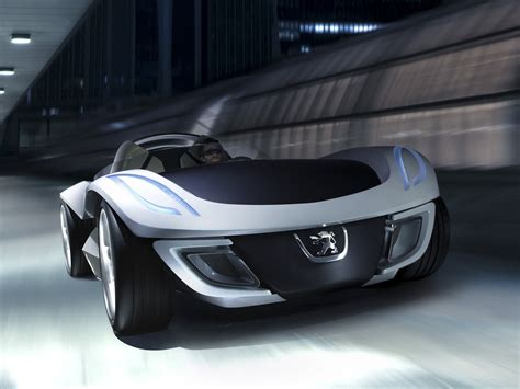 peugeot supercar 2007 peugeot flux concept supercar f wallpaper 2048x1536