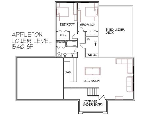 3 bedroom house blueprints 1500 sq ft floor plans home plans pinterest square