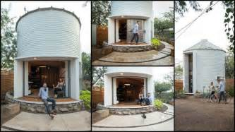 Simple Silo Builder From Grain Silo To A Comfortable Home