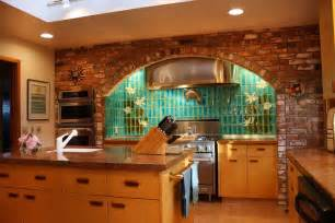 backsplash ideas for kitchen walls 47 brick kitchen design ideas tile backsplash accent