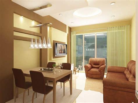 Aplikasi Warna Pada Interior aplikasi warna cat dinding interior rumah idaman terbaik desain cat rumah coklat muda cat