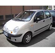 Cars Daewoo Matiz  Auto Databasecom