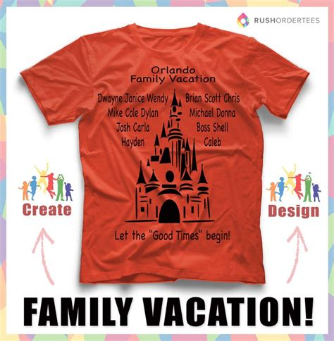 design a disney vacation shirt 17 best images about family vacation t shirt design idea s