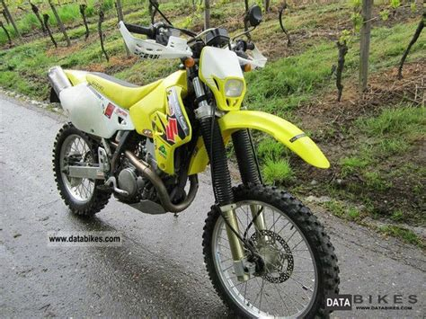 Suzuki 400 Enduro 2004 Suzuki Drz 400 E