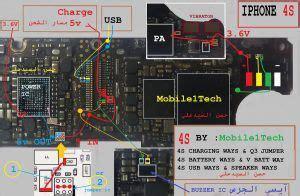 iphone 4s usb charging problem solution jumper ways jumper iphone 4s battery iphone 4s e iphone
