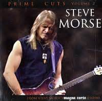 Cd Terry Bozzio Prime Cuts From Magna Carta Session the steve morse band prime cuts volume 2 cd heavy harmonies discography