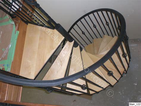 Rod Iron Staircase Wrought Iron Stairs Stair 122 Jpg