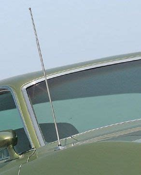 what happened to the high radio antennas that used to be on cars quora