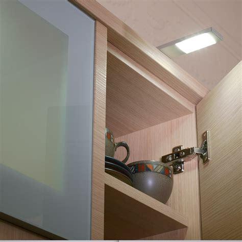 above cabinet led lighting quadra plus o led cabinet light