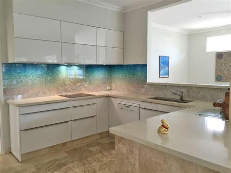 Bathroom Shower Doors Ideas glass splashbacks perth kitchen amp bathroom splashbacks
