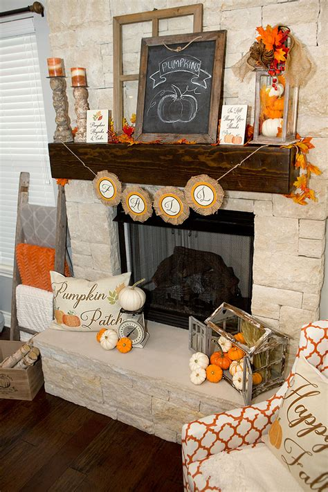 15 gorgeous fall home decor ideas craft o maniac