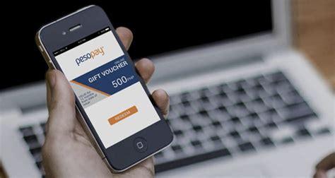 coupon management platform evoucher pesopay