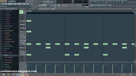tutorial membuat drum elektrik tutorial cara membuat ketukan drum di fl studio ceritamulya