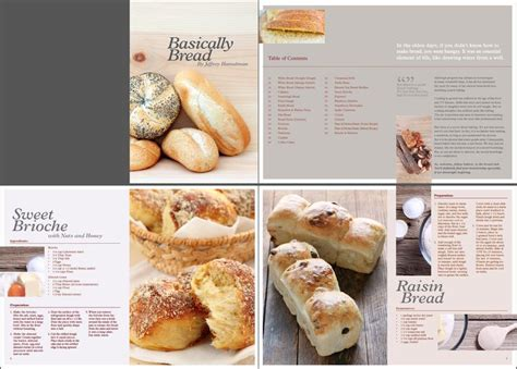 recipe layout template recipe template for indesign search book