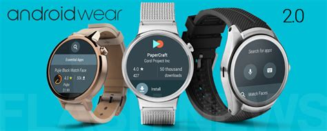 android wear news android wear 2 0 totgesagte leben l 228 nger