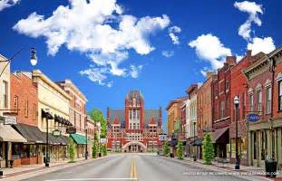 Most Picturesque Towns In Usa Bardstown Kentucky Castles Amp Other Amazing Structures