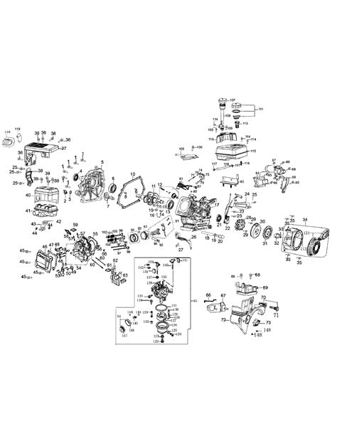 troy bilt tiller carburetor diagram i a troy bilt 2410 two years ran