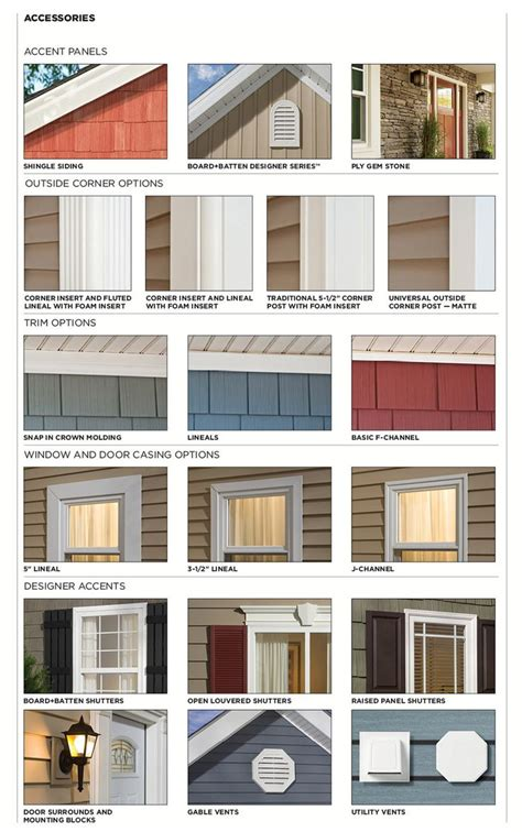 Traditional Lap Siding Mastic Home Exteriors By Ply Gem Mastic Home Interiors