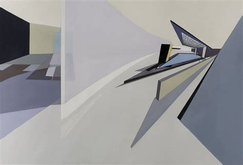 When Building A House gallery of the creative process of zaha hadid as revealed