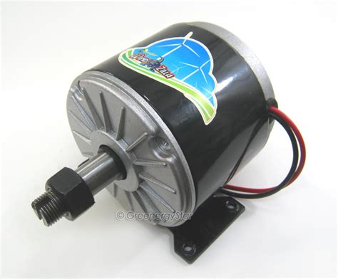 permanent magnet motor dc windzilla 12 v dc permanent magnet motor generator for