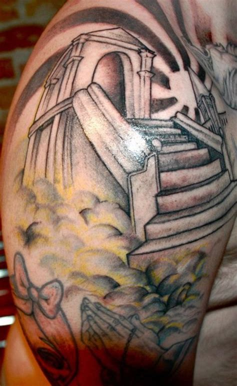 gates of heaven tattoo gates of heaven picture at checkoutmyink