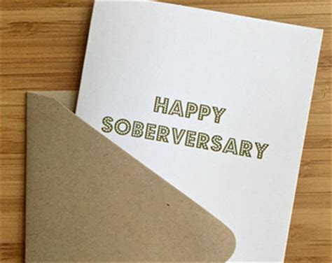 free printable sobriety anniversary cards sobriety anniversary card sobriety gift sobriety card aa