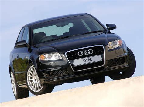 Audi A4 Dtm by Audi A4 Dtm Edition Specs 2005 2006 2007 Autoevolution