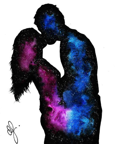 Diy Painting 1 danielle foye galaxy painting 1 diy paintings