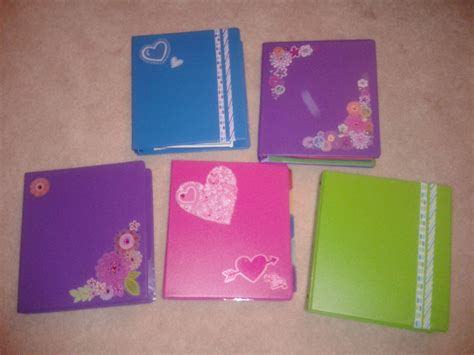 displaying 18 images for school binder decorating ideas
