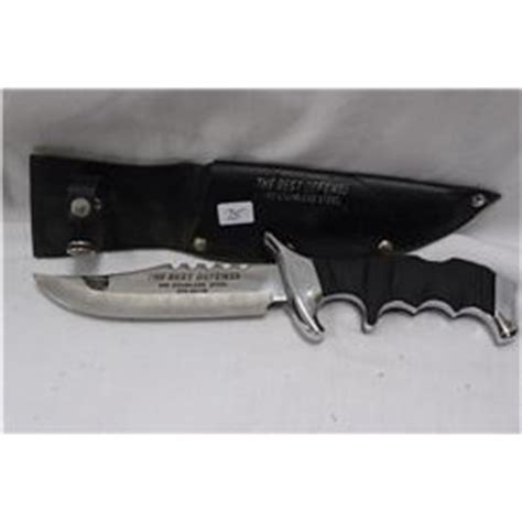 best sheath knife knife quot the best defense quot with sheath