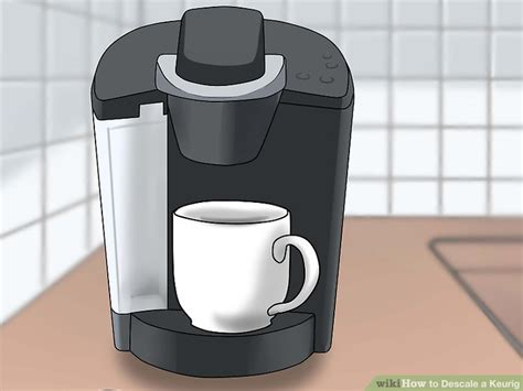 4 Ways to Descale a Keurig   wikiHow