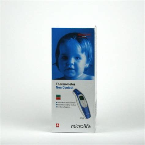 Termometer Digital Microlife microlife nc 100 thermometer non contact