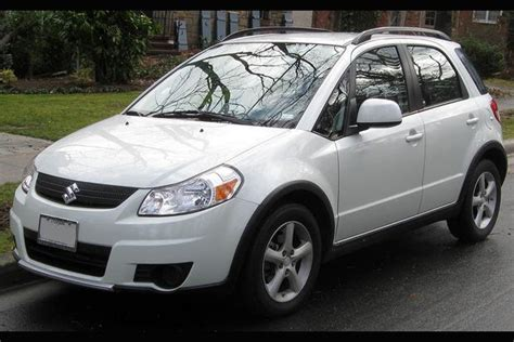 Used Car Suzuki The Suzuki Sx4 Is One Of The Most Underrated All Wheel