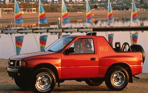 isuzu amigo cars of the 90s wiki fandom powered by wikia