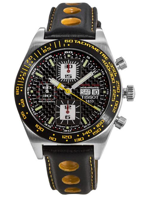 Tissot Sport Yellow Black Leather tissot t91 1 427 81 t sport prs 516 s