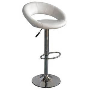 buy bar stools review of white eclipse faux leather rotating kitchen bar