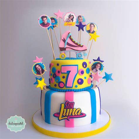 imagenes de tortas soy luna torta de soy luna en medell 237 n cake by giovanna carrillo
