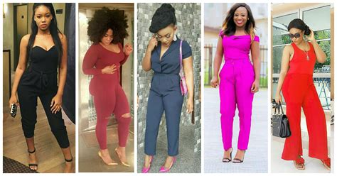hairstyles to do with jumpsuit 10 jumpsuit styles we find fascinating amillionstyles com