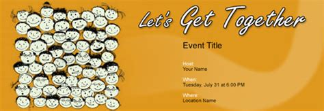 get together invitation cards templates free get together invitation with india s 1 tool